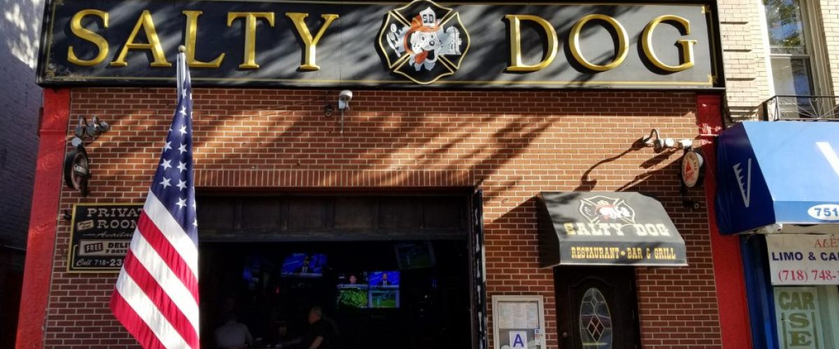 salty dog bar 7509 3rd ave