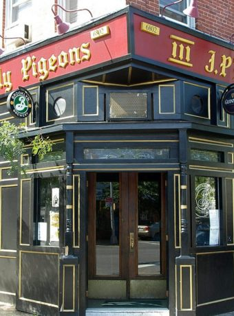 three jolly pigeons Pub bar 6802 3rd ave