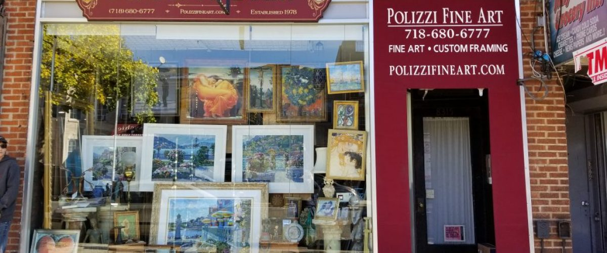 polizzi fine art picture frames and art 8315 3rd ave
