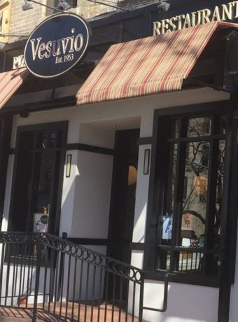 vesuvio pizza and restaurtant 7305 3rd ave